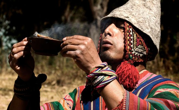 Image result for pachamama ritual
